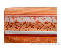 Махровое полотенце Terry Lux Осенний блюз 70х140 см