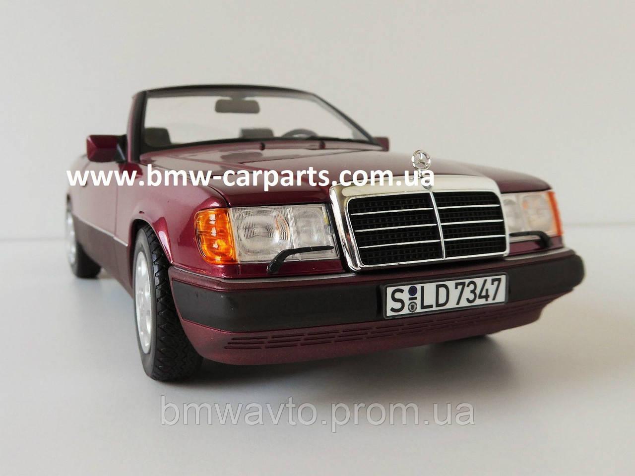 Модель Mercedes-Benz 300 CE-24 Cabriolet A124 1:18 Scale
