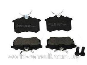 Комплект задних тормозных колодок Рено Гранд Сценик III / LPR 05P294