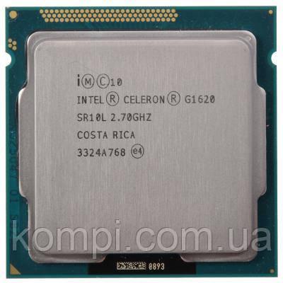 Процессор Intel  Celeron® G1620 s1155