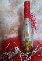 Декупаж(сувенирные бутылки)-оформление праздничных напитков под заказ 0986474558, фото 1