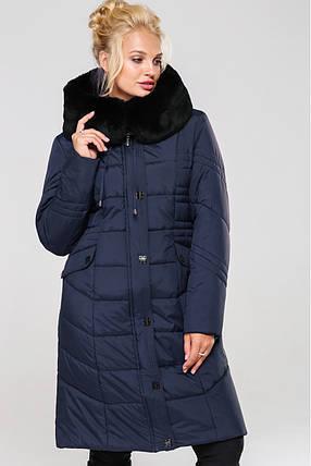 Женское зимнее пальто Дайкири 4 р.48,62, фото 2
