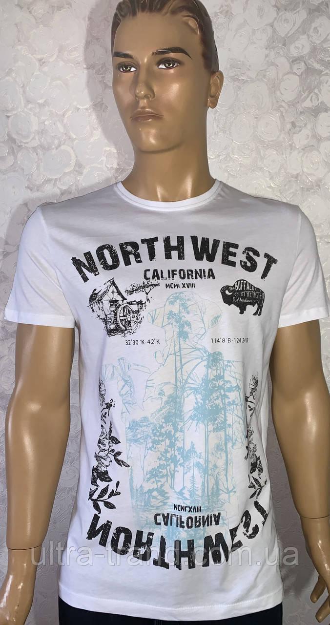 Мужские турецкие футболки North West California