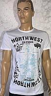 Мужские турецкие футболки North West California, фото 1
