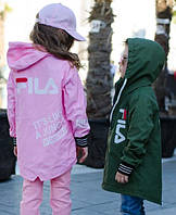 Детская ветровка парка для мальчика и девочки, фото 1