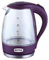 Электрочайник стеклянный ROTEX RKT81-G
