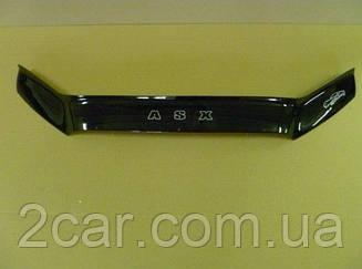 Мухобойка Mitsubishi ASX (2010>) (VT-52) Дефлектор капота