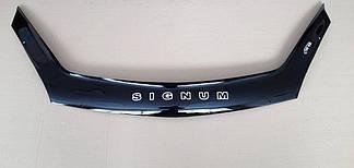Мухобойка Opel Signum (2006-2008) (VT-52) Дефлектор капота накладка