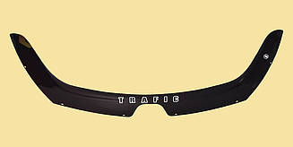 Дефлектор капота для Renault Trafic (2014>) (VT-52)