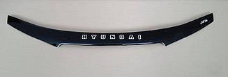 Дефлектор капота для Hyundai Sonata NF (2004>) (VT-52)