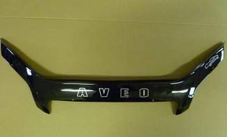 Мухобойка Chevrolet Captiva (2006-2011) (VT-52) Дефлектор капота