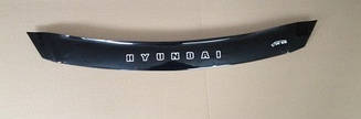 Дефлектор капота для Hyundai i30 (2008-2012) (VT-52)