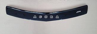 Дефлектор капота для Acura TSX (2008>) (VT-52)