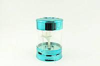 Портативный динамик AU-LS04B (USB+TF+радио+подсветка)