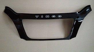 Дефлектор капота для Vortex Tingo (2010>) (VT-52)