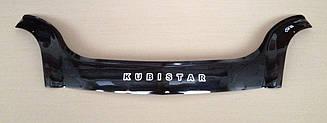 Дефлектор капота для Nissan Kubistar (2003-2008) (VT-52)
