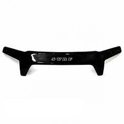 Мухобойка Toyota Hilux Surf (N185) (1995-2002) (VT-52) Дефлектор капота накладка