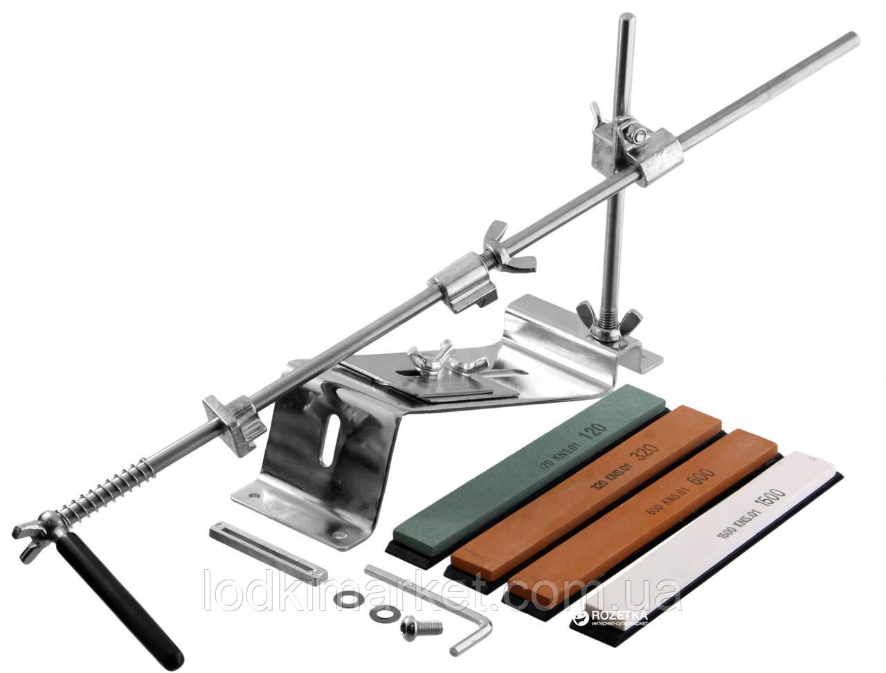 Профессиональная точилка для ножей Ruixin Pro III (тип Apex) 4 камня