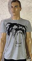 Мужские турецкие коттоновые футболки, фото 1