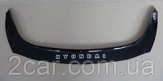 Дефлектор капота для Hyundai i30 (2012>) (VT-52)
