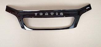Мухобойка Subaru Traviq (XM) (2001-2004) (VT-52) Дефлектор капота накладка