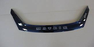 Дефлектор капота для Hyundai Matrix (2008>) (VT-52)
