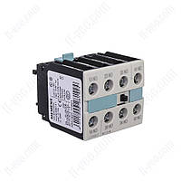 Блок вспомогательных контактов Siemens 3RH1921-1FA22, 2NO + 2NC