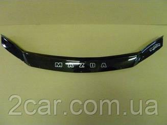 Дефлектор капота для Mazda 6 (2002-2008) (VT-52)