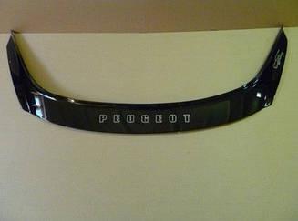 Мухобойка Peugeot 207 (2006>) (VT-52) Дефлектор капота