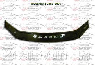 Дефлектор капота для Kia Carens (2002-2006) (VT-52)