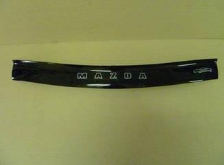 Дефлектор капота для Mazda 121 (1996-1999) (VT-52)