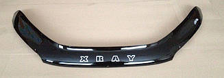 Мухобойка Lada XRAY (GAB) (2015>) (VT-52) Дефлектор капота накладка