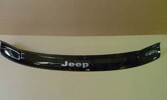 Дефлектор капота для Jeep Grand Cherokee (WJ) (1999-2004) (VT-52)