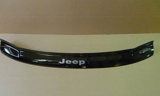 Мухобойка Jeep Grand Cherokee (WJ) (1999-2004) (VT-52) Дефлектор капота