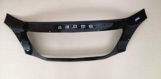 Мухобойка Lexus RX (2003-2009) (VT-52) Дефлектор капота накладка