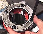 """Правая резьбонарезная головка 1⁄2 - 11⁄4"""" с трещоткой, в пластиковом кейсе THREADER,11-R 1/2-1 1/4 BSPT RIDGID, фото 2"""