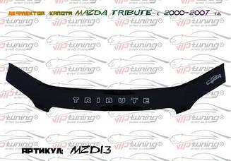 Дефлектор капота для Mazda Tribute (2000-2007) (VT-52)