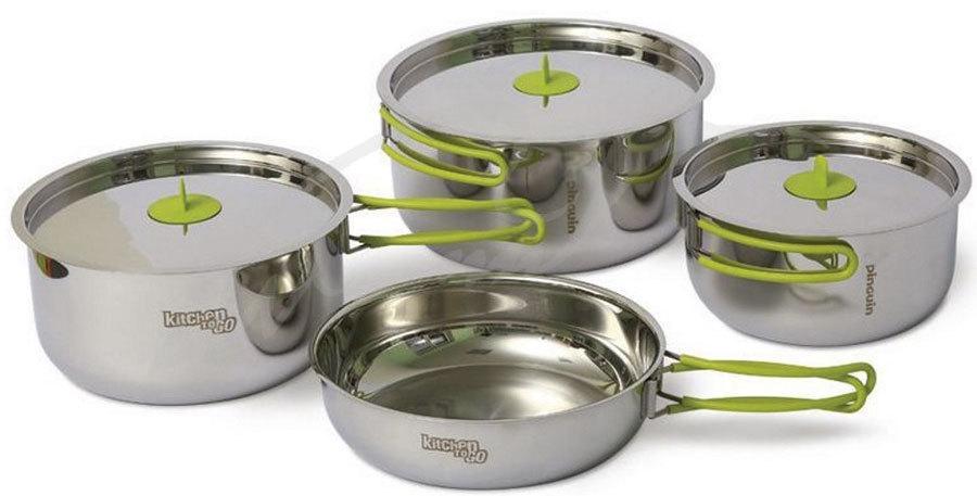Набор посуды Pinguin Trio SНабор посуды Pinguin Trio S