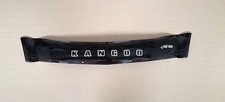 Дефлектор капота для Renault Kangoo (2007>) (VT-52)