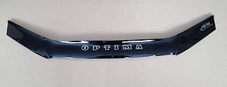 Дефлектор капота для Kia Optima (2000-2002) (VT-52)