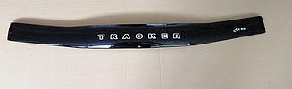 Дефлектор капота для Chevrolet Tracker (1999-2006) (VT-52)
