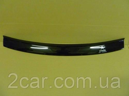 Дефлектор капота для Citroen Saxo (1996-1999) (VT-52)