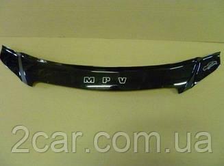 Дефлектор капота для Mazda MPV (2002-2006) (VT-52)