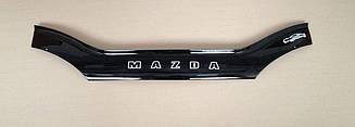 Дефлектор капота для Mazda 121 (1999-2003) (VT-52)