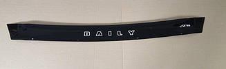 Мухобойка Iveco Daily (короткий) (2006-2011) (VT-52) Дефлектор капота