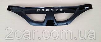 Дефлектор капота для Renault Meganе I (1999-2002) (VT-52)