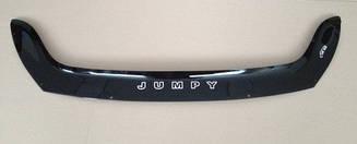 Дефлектор капота для Citroen Jumpy (2007>) (VT-52)