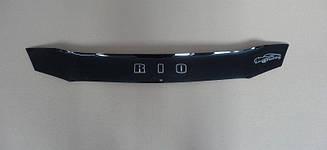Дефлектор капота для Kia Rio III (короткий) (2005-2011) (VT-52)