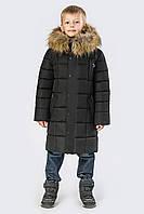 Зимняя куртка для мальчика DT-8272-8, (Черный), 32р