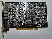 Крутая звуковая карта HT OMEGA CLARO 7.1 прямиком из США!